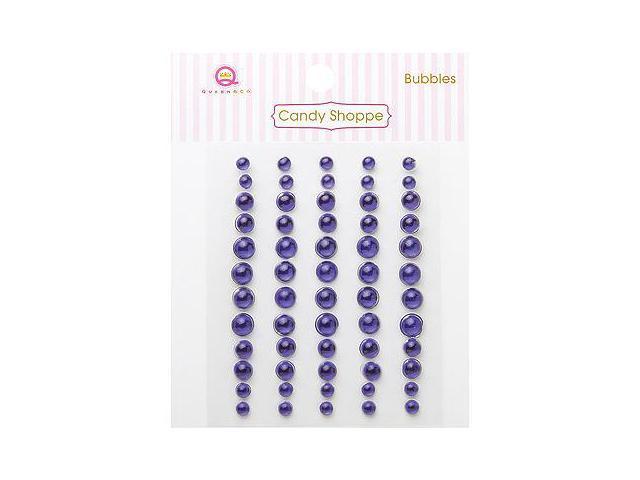 Candy Shoppe Bubbles 60/Pkg-Purple