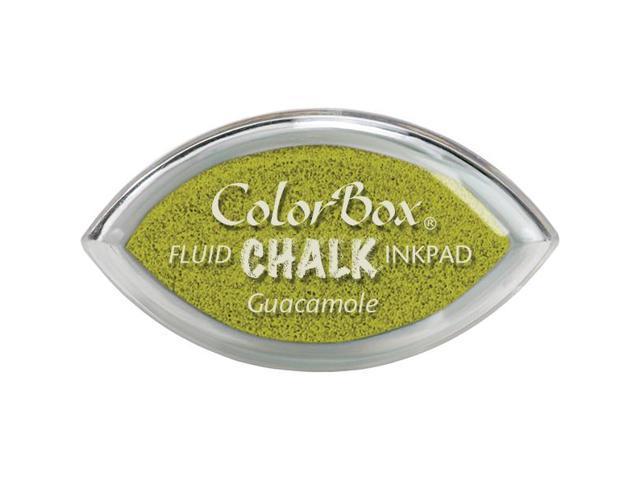 Colorbox Fluid Chalk Cat's Eye Ink Pad-Guacamole
