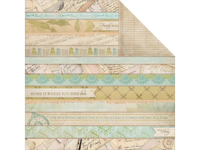 Heirloom Double-Sided Cardstock 12
