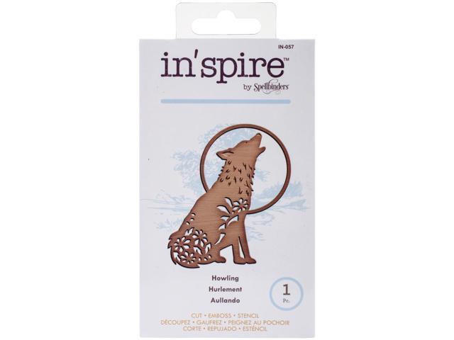 Spellbinders Shapeabilities In'spire Die-Howling
