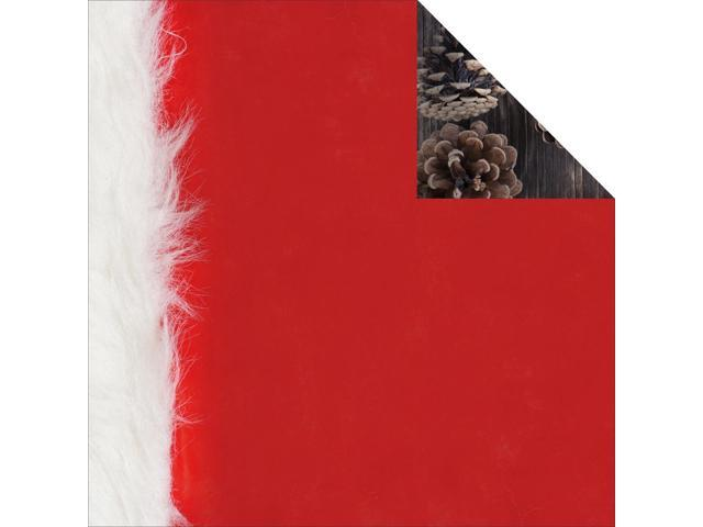 Basecoat Christmas Double-Sided Cardstock 12