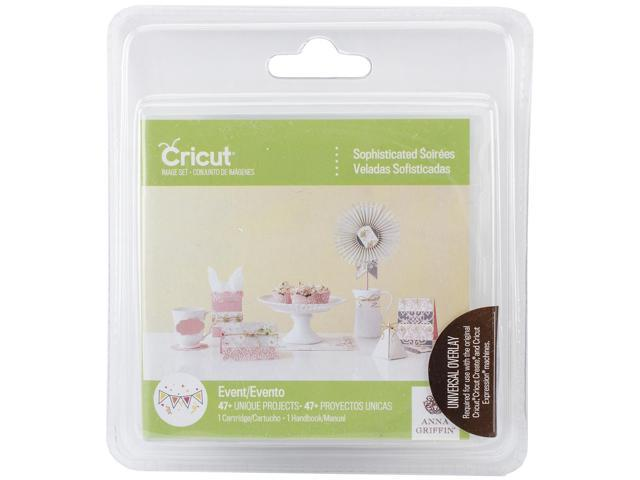 Cricut Shape Cartridge-Sophisticated Soirees By Anna Griffin
