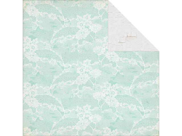 Blue Bay Double-Sided Cardstock 12