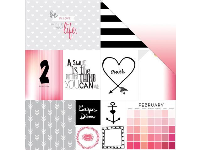 These Are The Days Double-Sided Cardstock 12