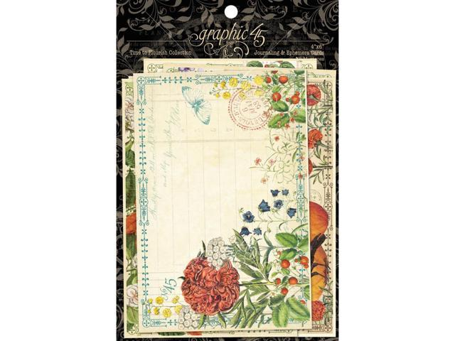 Time To Flourish Ephemera Cards 4