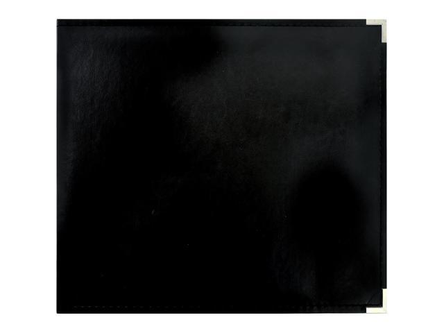 Leather D-Ring Album 12