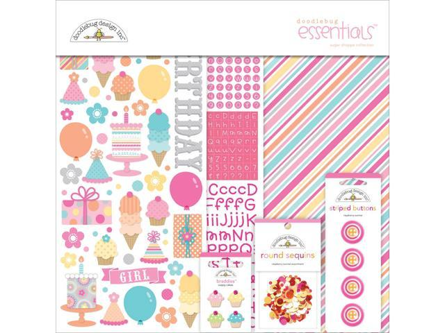 Sugar Shoppe Essentials Page Kit 12