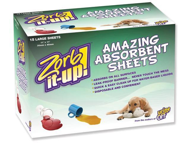 Zorb-It-Up! Sheets Dispenser Box 11