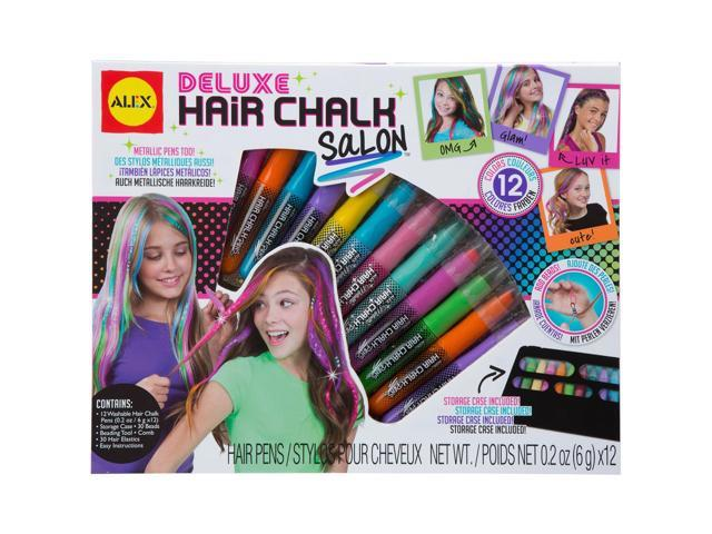 Deluxe Hair Chalk Salon by Alex