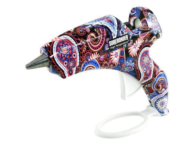 Designer Collection High-Temp Glue Gun-Paisley