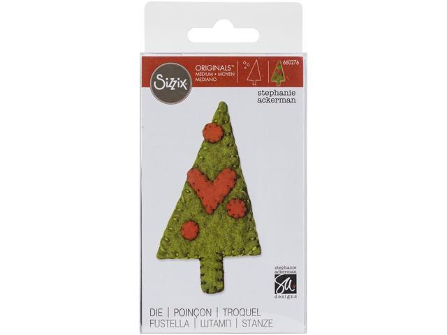 Sizzix Originals Die-Christmas Tree #3