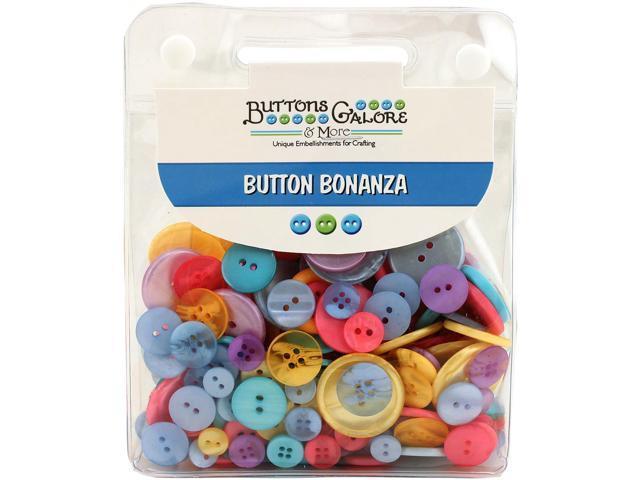 Buttons Galore Button Bonanza-Sherbet