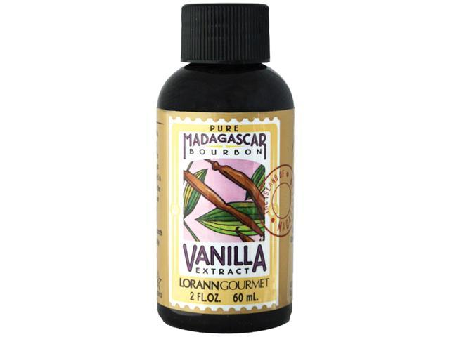 Pure Madagascar Vanilla Extract-2oz