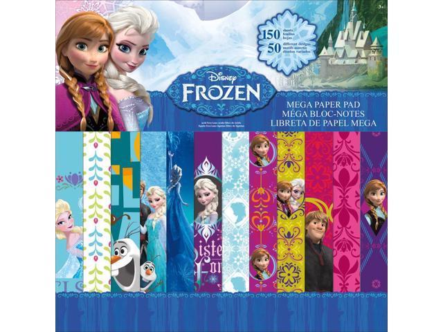 Disney Mega Paper Pad 12