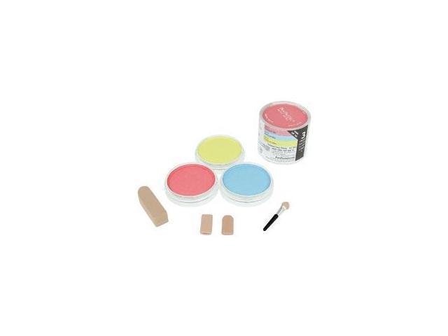 Colorfin PPPRLSET-30033 PanPastel Ultra Soft Artist Pastel Set 9ml 3/Pkg-Pearlescent - Primary