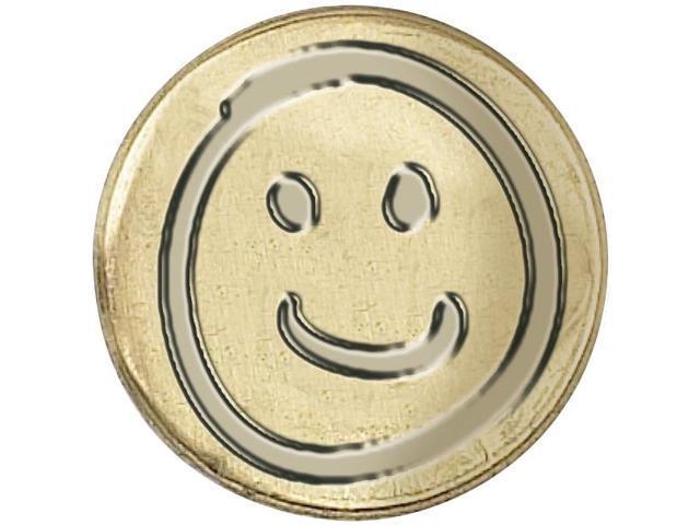 Decorative Seal Coin .75