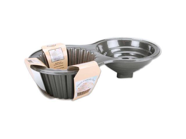 Wilton W5038 Giant Cupcake Pan - Large