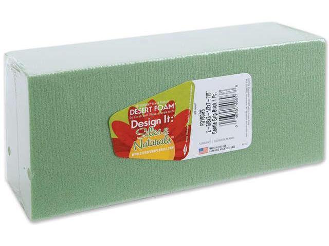Dry Foam Block-2.625