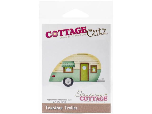 Cottagecutz Die-In The Woods Teardrop Trailer