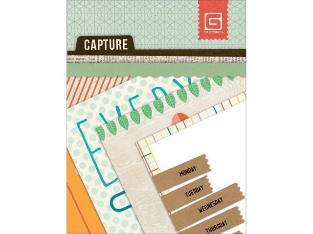 Capture Mini Snippets Single-Sided Cardstock Cards 3