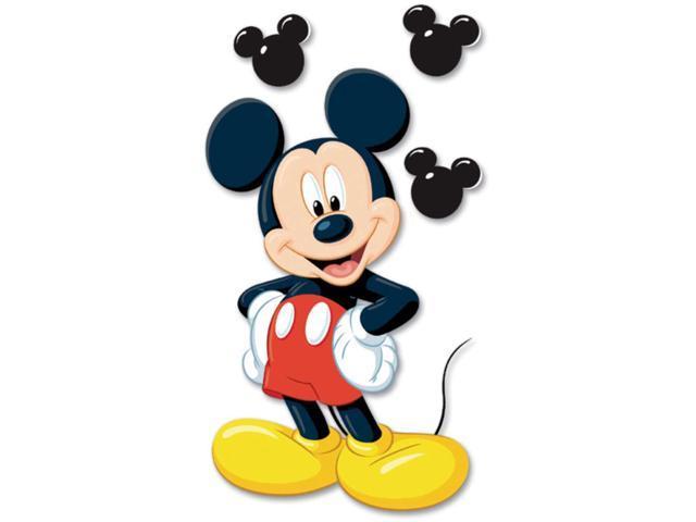 Disney Jumbo Dimensional Sticker-Mickey