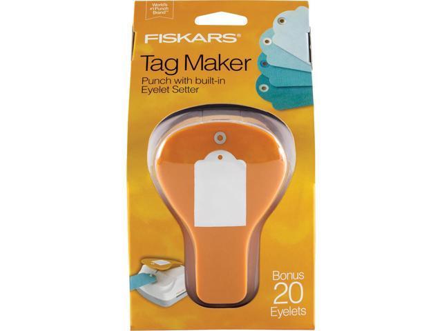 Fiskar Tag Maker Punch-Standard