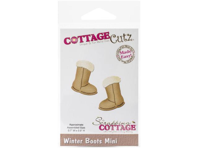 Cottagecutz Mini Die -In The Woods Winter Boots