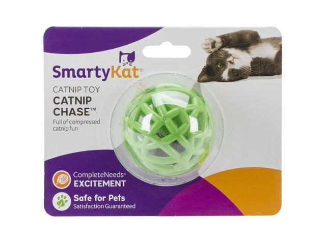 Smartykat Catnipchase Catnip Toy-