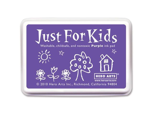Hero Arts Just For Kids Inkpad-Purple