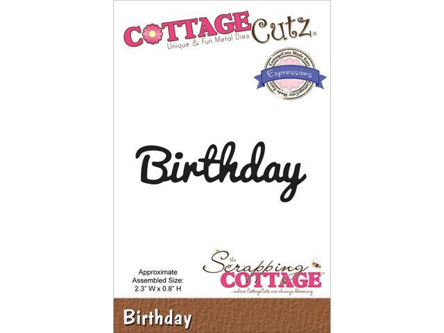 Cottagecutz Expressions Die 2.3