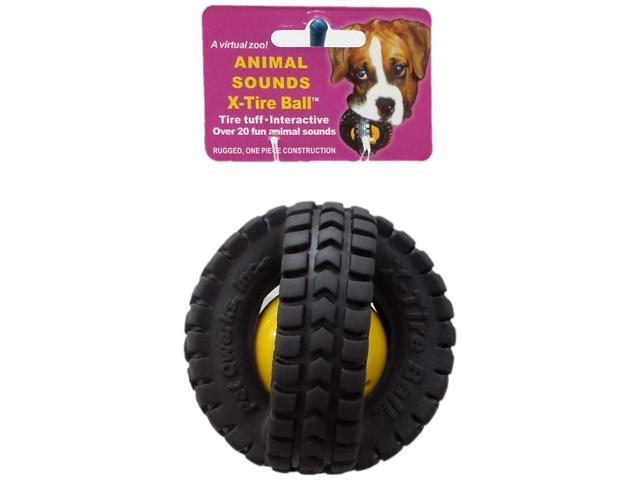 Small Animal Sounds X-Tire Ball-