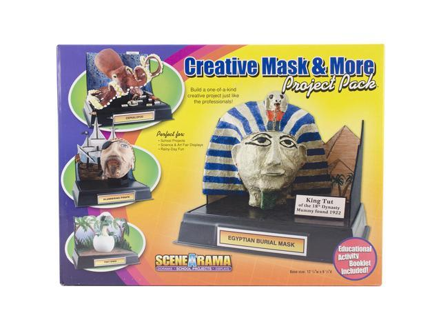 Project Pack-Creative Mask & More