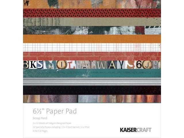 Kaisercraft Paper Pad 6.5