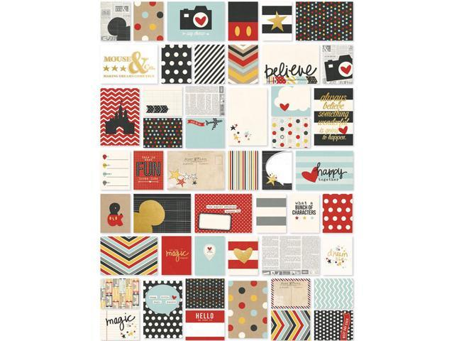 Sn@P! Double-Sided Card Pack 72/Pkg-Say Cheese Ii
