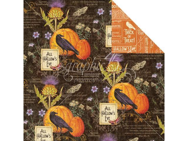 Time To Flourish Double-Sided Cardstock 12