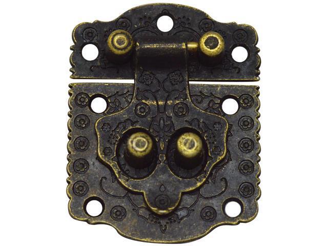 Brass Embellishments 4/Pkg -Travel Catch