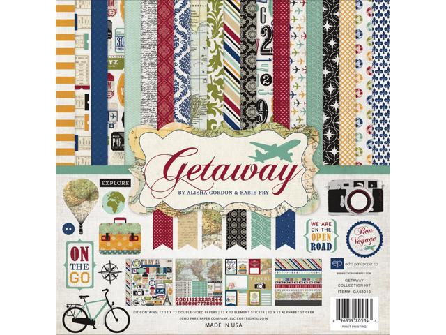 Getaway Collection Kit 12