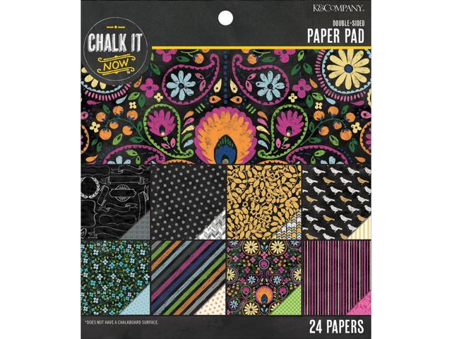 Chalk It Now Paper Pad-