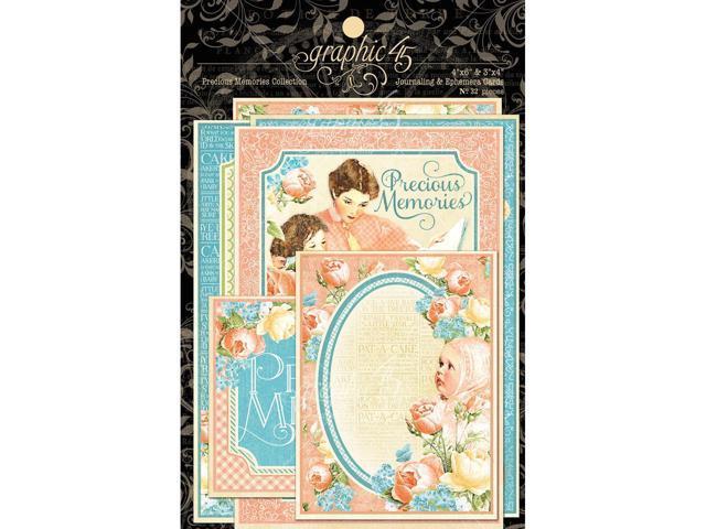 Precious Memories Ephemera Cards 4