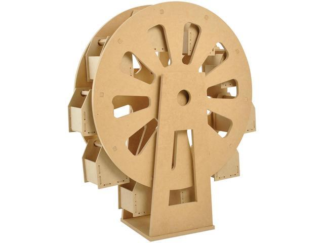 Beyond The Page Mdf Storage Ferris Wheel-21.75