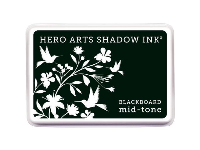 Hero Arts Midtone Ink Pads-Black
