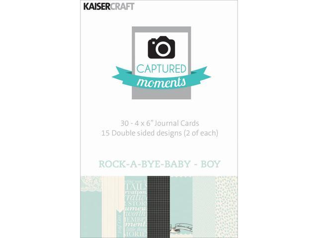 Captured Moments Double-Sided Cards 6