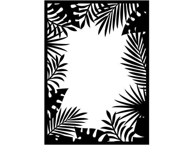 Embossing Folder 4.25