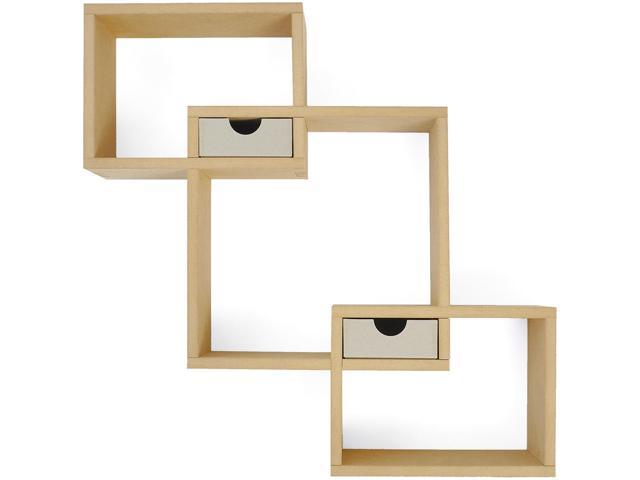 Beyond The Page Mdf Wall Box Shelf-20