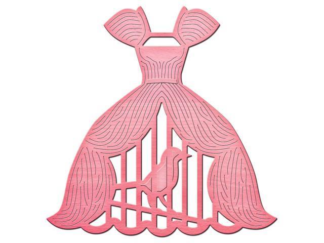 Spellbinders Shapeabilities In'spire Die-Caged