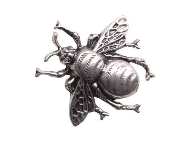 Silver Embellishments 10/Pkg-Flies
