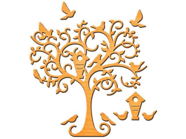 Spellbinders Shapeabilities Die D-Lites-Delightful Tree