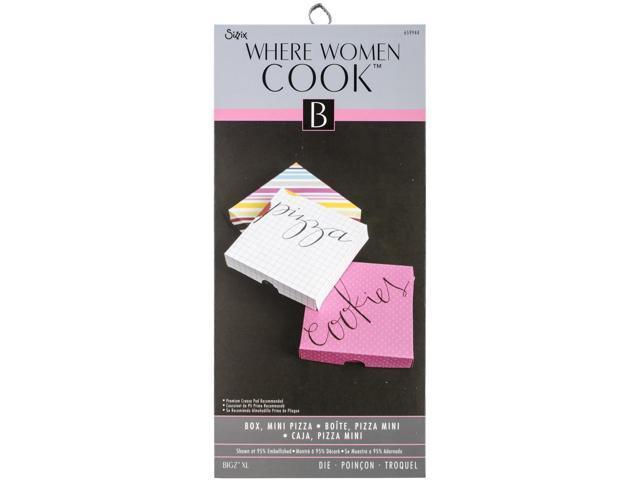 Sizzix Bigz Xl Die By Where Women Cook 6
