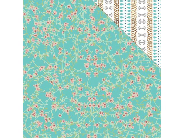 Dream In Color Double-Sided Cardstock 12