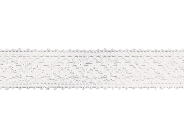Crocheted Thread Ribbon 1-1/2